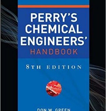 Perry's Chemical Engineers' Handbook, Don Green, Robert Perry, 8th,2007