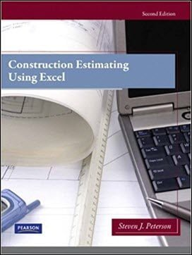 Peterson S., Construction Estimating Using Excel, 2nd ed, 2011