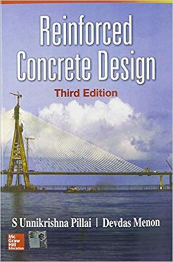 Pillai S., Reinforced Concrete Design, 3rd ed, 1999