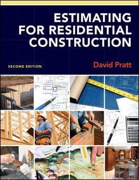 Pratt D. J., Estimating for Residential Construction, 2nd ed, 2012