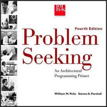 دانلود کتاب Problem Seeking – An Architectural Programming Primer