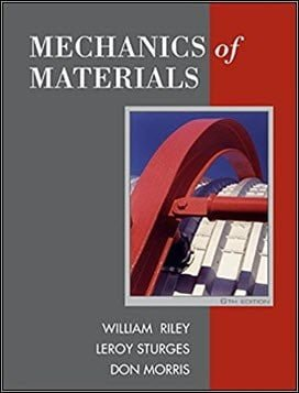 Riley W., Mechanics of Materials, 6th ed, 2007