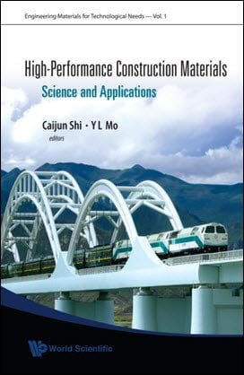 Shi C., High-Performance Construction Materials – Science and Applications, 2008