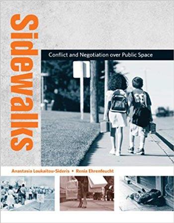 دانلود کتاب Sidewalks: Conflict and Negotiation over Public Space