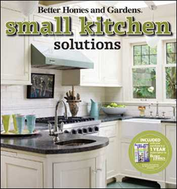 دانلود کتاب Small Kitchen Solutions