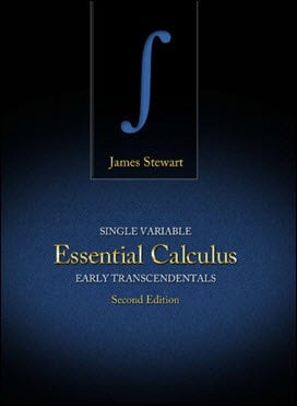 Stewart J., Single Variable Essential Calculus Early Transcendentals, 2nd ed, 2013