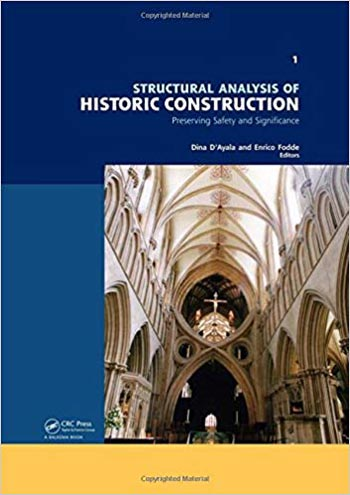دانلود کتاب Structural Analysis of Historic Construction