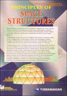 Subramanian N., Principles of Space Structures, 2nd ed, 1999