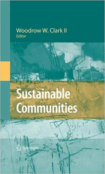 دانلود کتاب Sustainable Communities