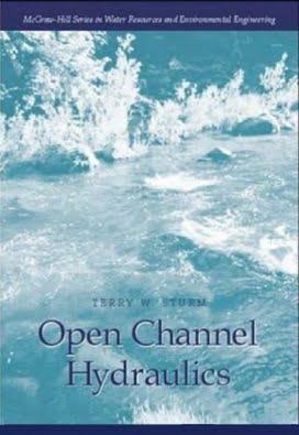 T. W. Strum ,Open Channel Hydraulics, 2001