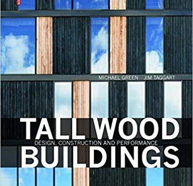 دانلود کتاب Tall Wood Buildings Design Construction and Performance