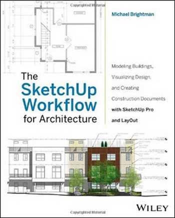 دانلود کتاب The SketchUp Workflow for Architecture