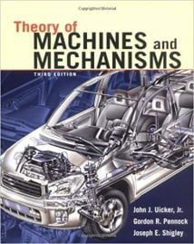 Theory Of Machines And Mechanisms, 2003