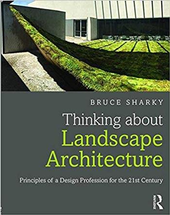 دانلود کتاب Thinking About Landscape Architecture