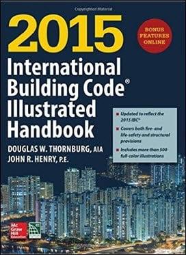 Thornburg D. W., 2015 International Building Code Illustrated Handbook, 2015