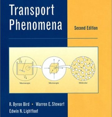 Transport Phenomena , book & solution , 2006