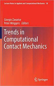 Trends In Computational Contact Mechanics, 2011