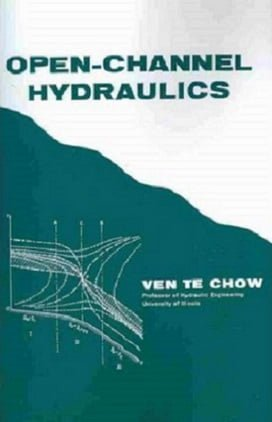 V. T. Chow, Open-Channel Hydraulics, 1959