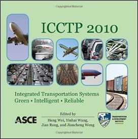 Wei H.,  ICCTP 2010 – Integrated Transportation Systems – Green, Intelligent, Reliable, 2010