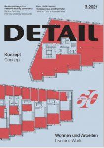 دانلود مجله Detail Magazine 2021 - 03