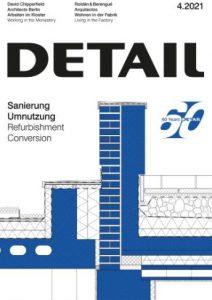 دانلود مجله Detail Magazine 2021 - 04