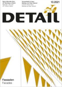 دانلود مجله Detail Magazine 2021 - 10
