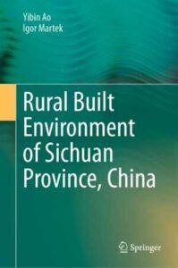 Rural Built Environment Of Sichuan Province,
